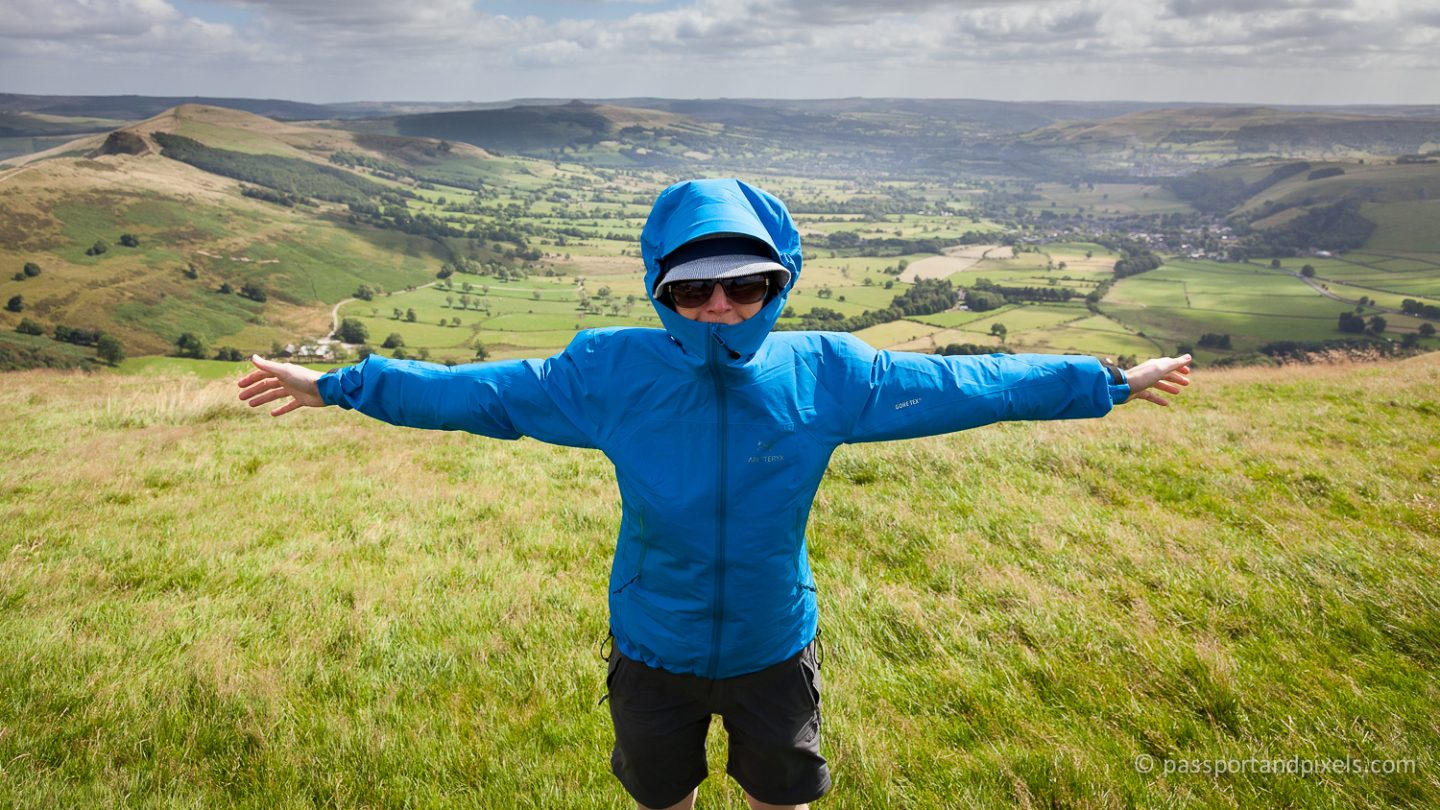 Training for Kilimanjaro in the Peak District