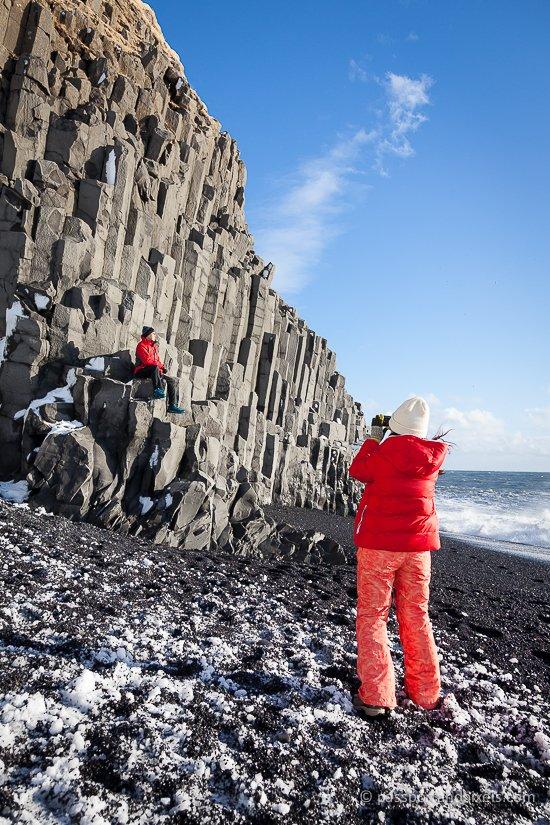 Reynisfjara Black Sand Beach Iceland