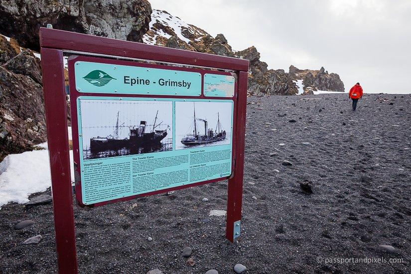 Epine Grimsby shipwreck