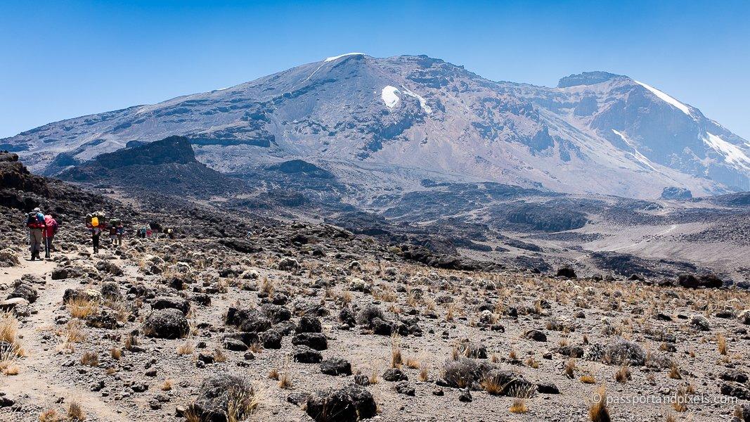 Kilimanjaro Western Breach