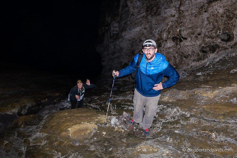 Climbing Ol Doinyo Lengai