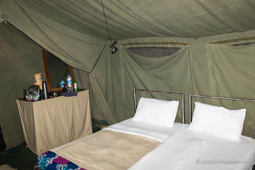 Halisi Serengeti Tented Camp
