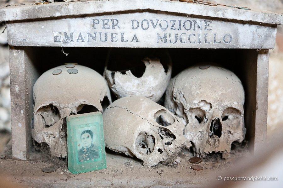 Fontanelle Cemetery Caves Naples (Cimitero delle Fontanelle)