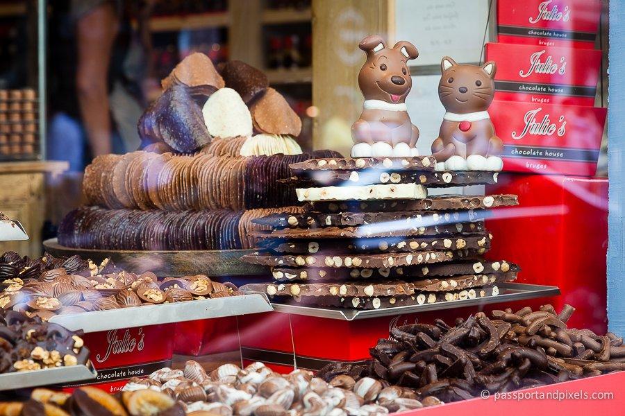 Bruges chocolate