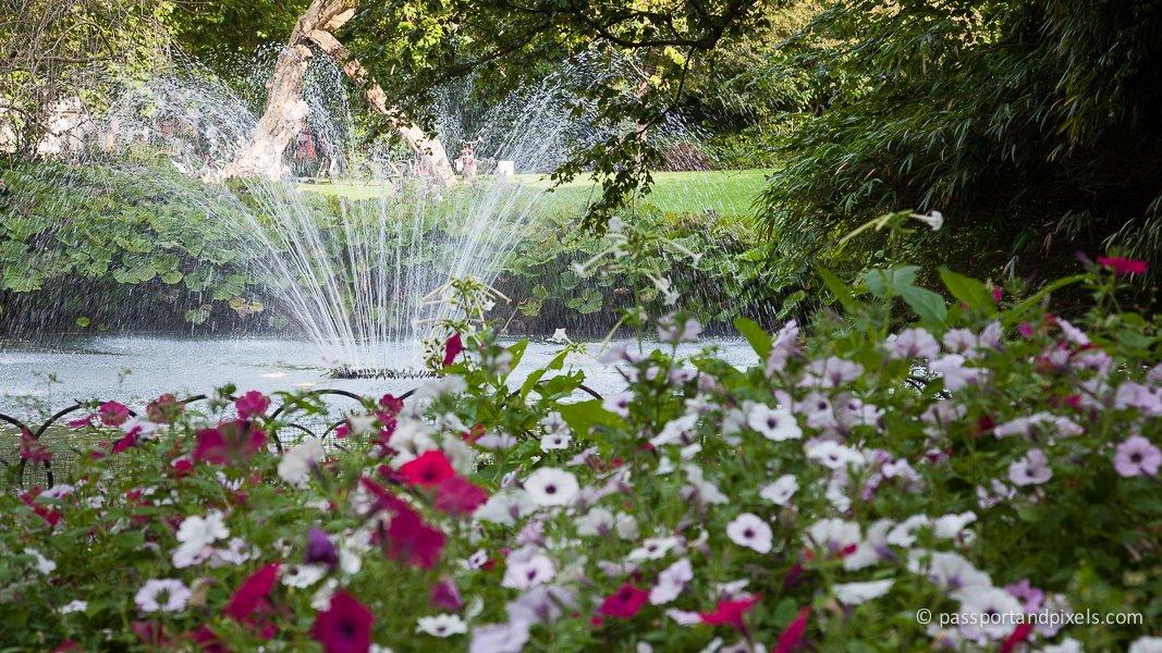 Bruges park