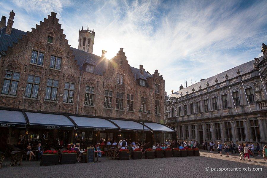 Guide to Bruges
