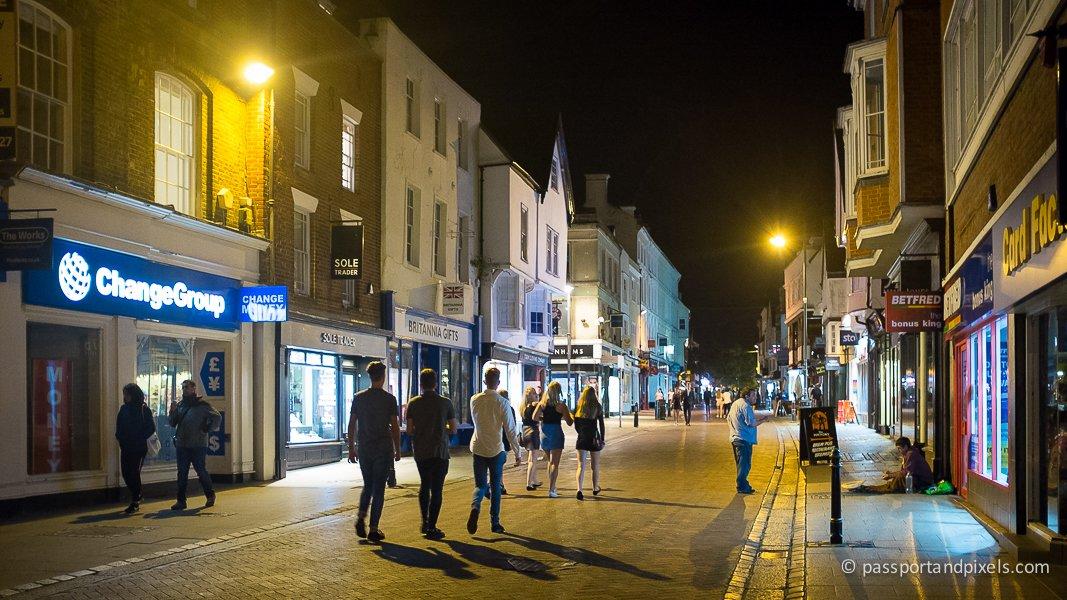 Canterbury Shopping