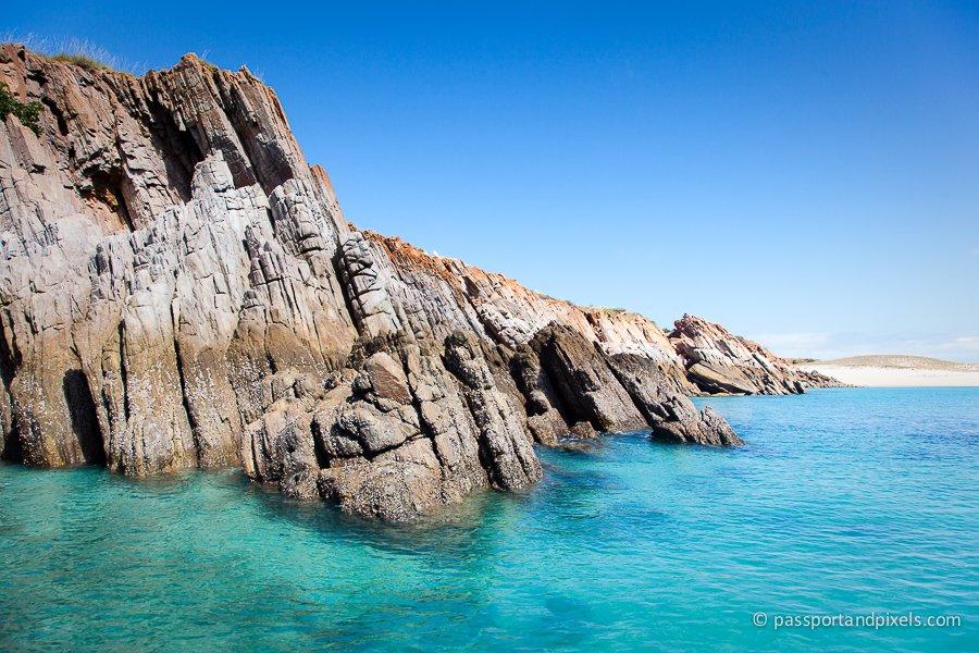 Cygnet Bay landscape