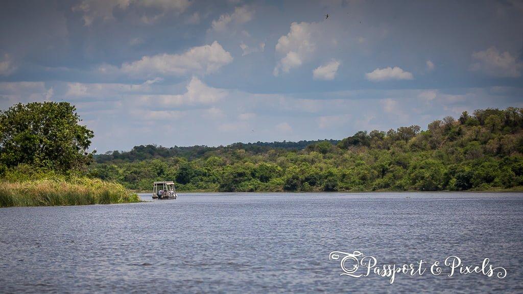Wild Frontiers boat trip