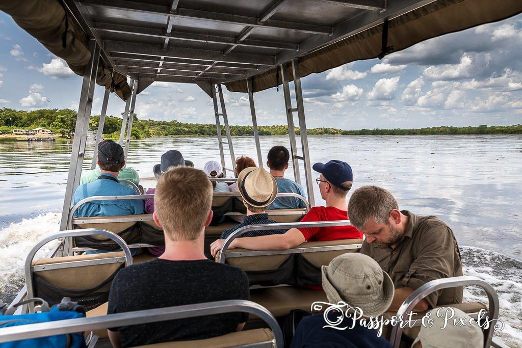 River Nile Boat Ride Uganda
