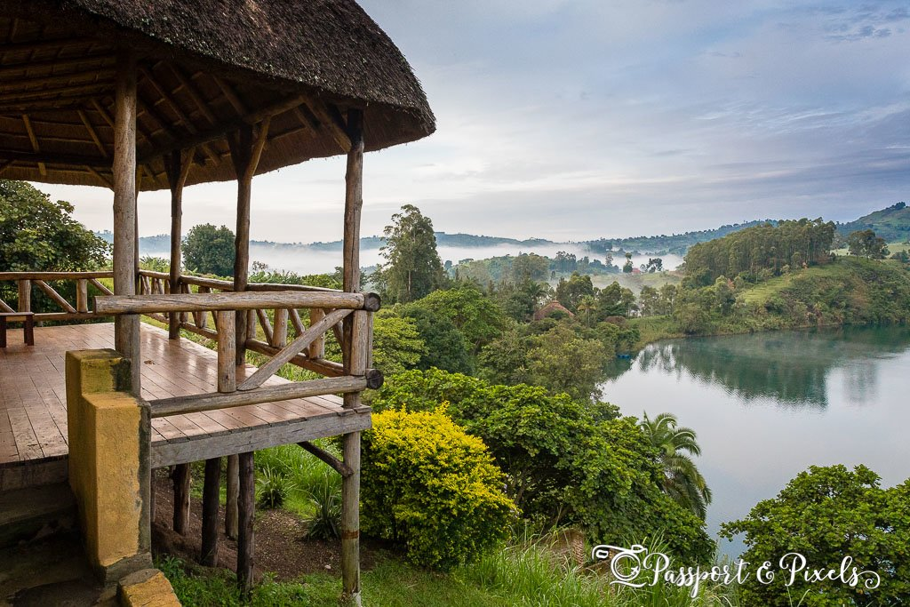 Crater Safari Lodge, Kibale
