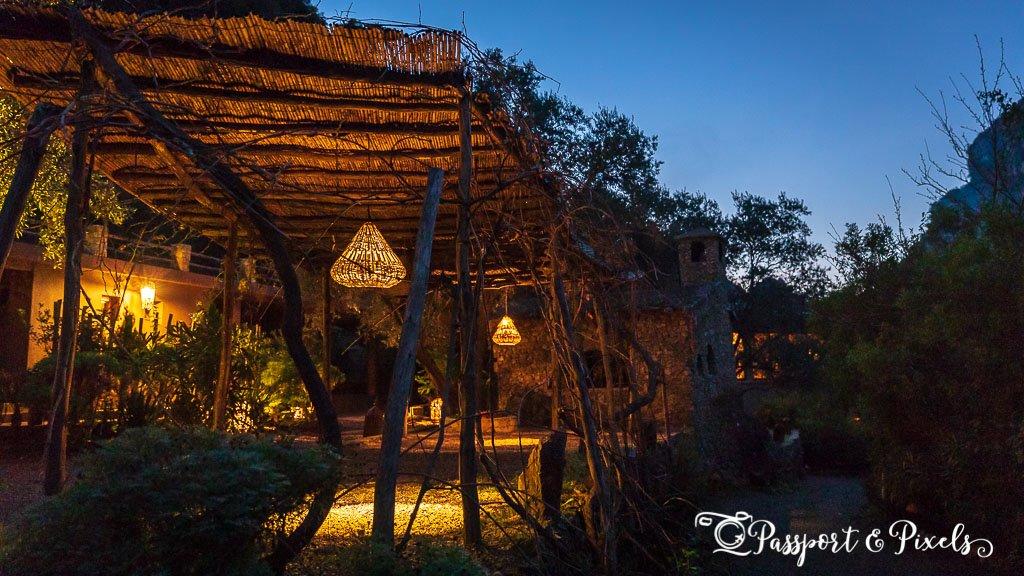 Ermitage Akchour Morocco