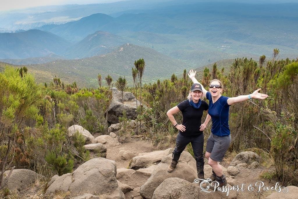 Kilimanjaro group trip