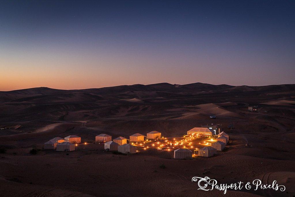 Merzouga Desert Camp Morocco