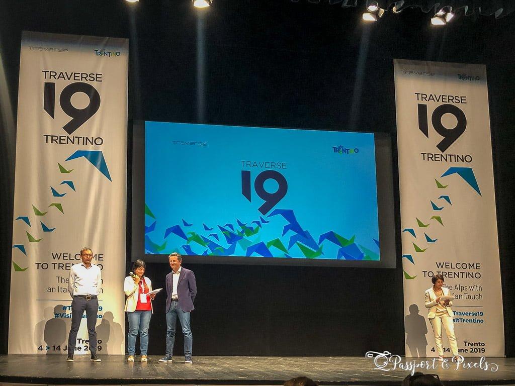 Traverse 19 blogger conference, Trento