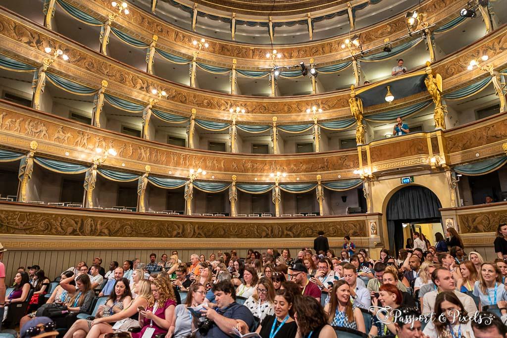 Traverse 19 blog event, Trento
