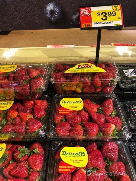 New York supermarket