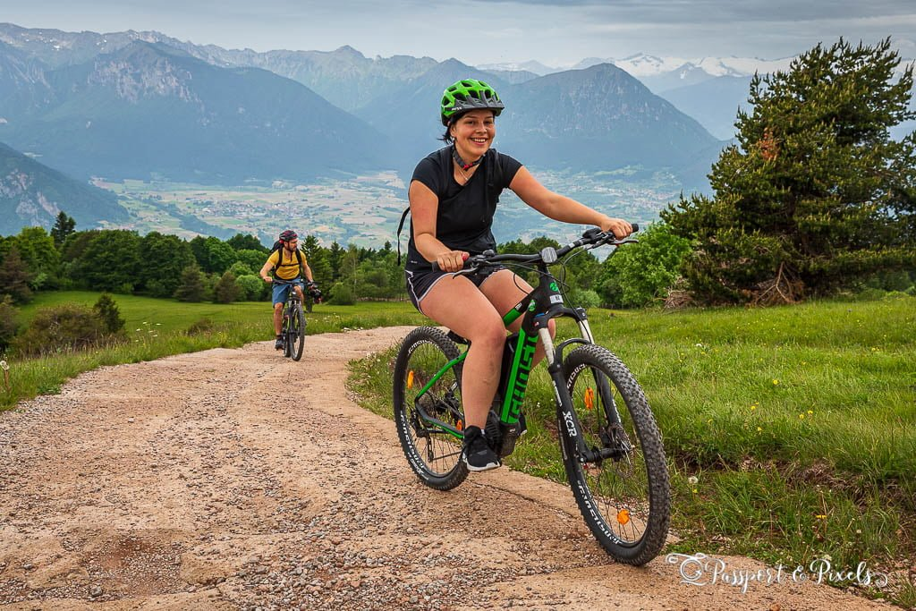 E-biking in Valle Giudicarie