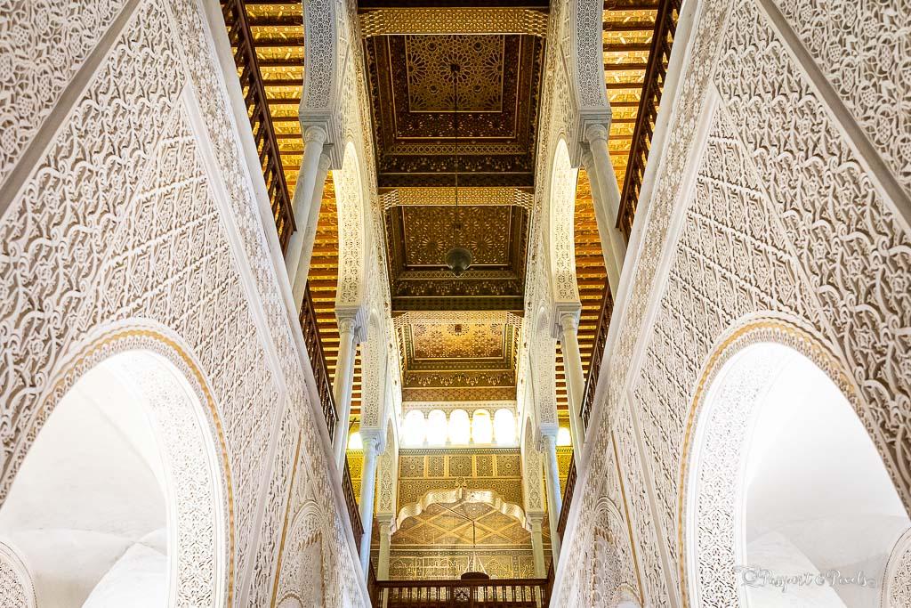 Inside Ennejma Ezzahra