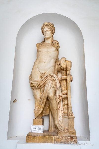 Statue of Apollo, Bardo Museum