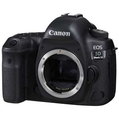 Best camera for Antarctica: a Canon 5D