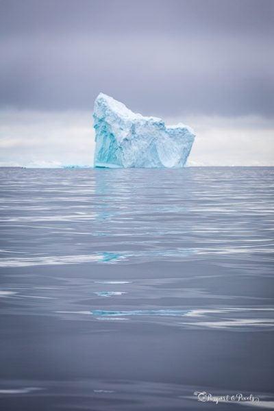 A towering iceberg, Charlotte Bay, Antarctica