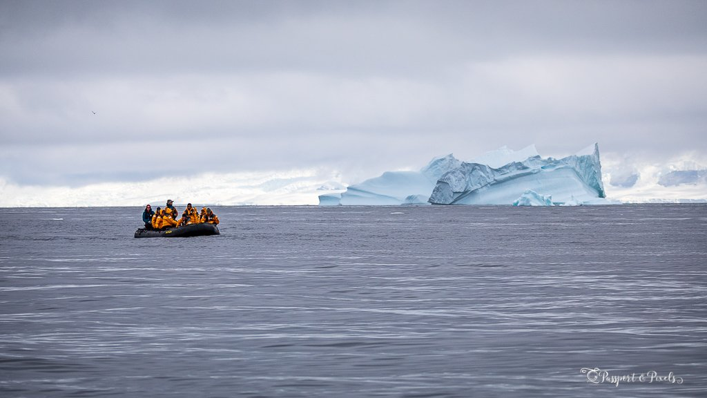 Charlotte Bay is one of the best places to visit in Antarctica