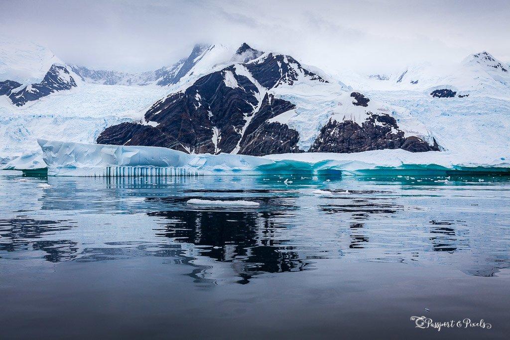Antarctica itinerary: Neko Harbour