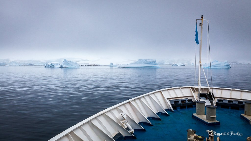Charlotte Bay, Antarctica
