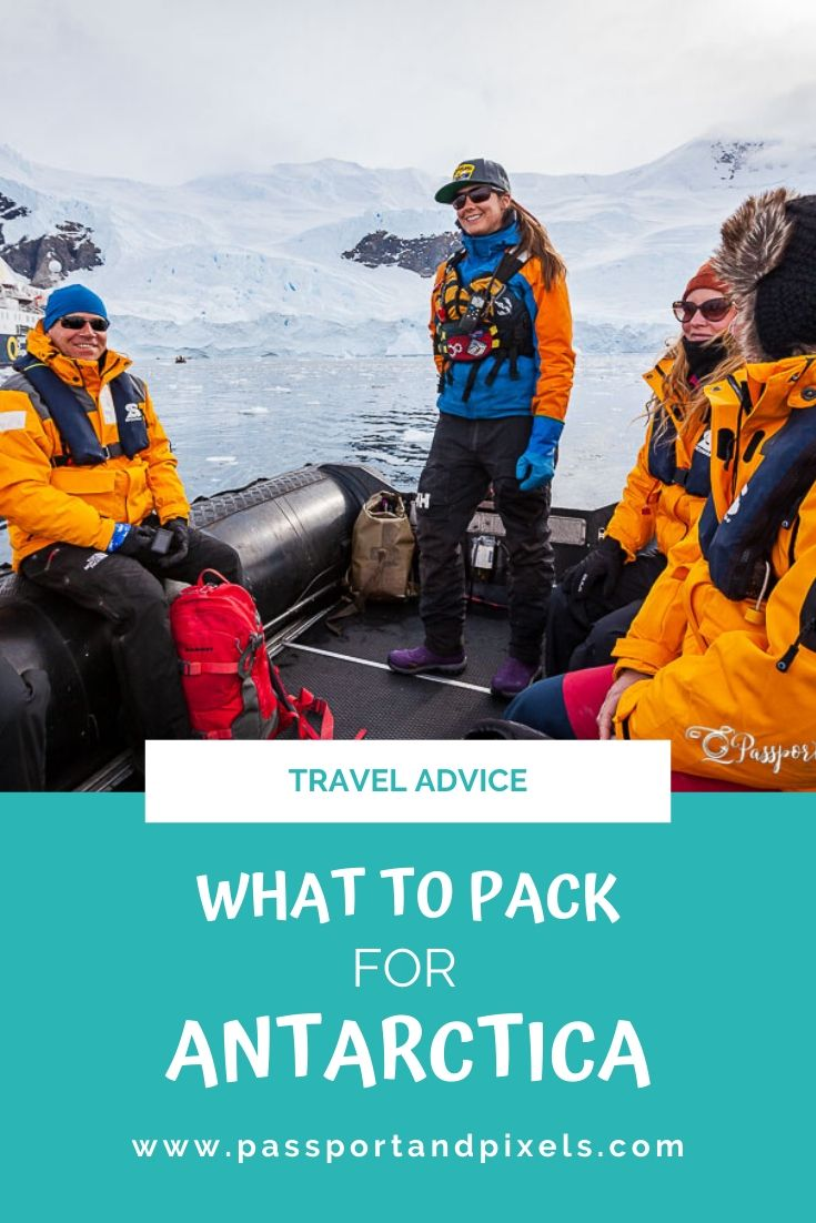 Antarctic clothes to wear Pinterest Pin