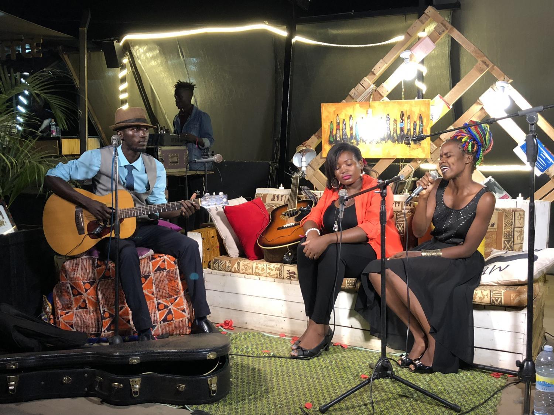 Kampala has a vibrant live music scene