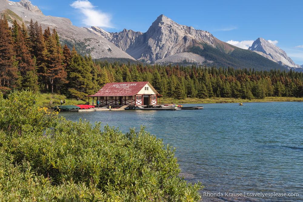 Jasper National Park in Alberta, Canada. Credit: Rhonda Krause, Travel? Yes Please!