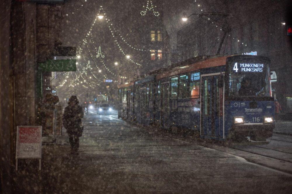 Inspirational Travel Photography Blogs: Aleksanterinkatu, Helsinki