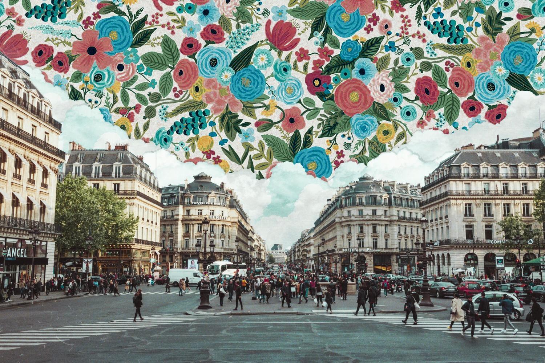 Paris, France. Credit: The Wayward Walrus