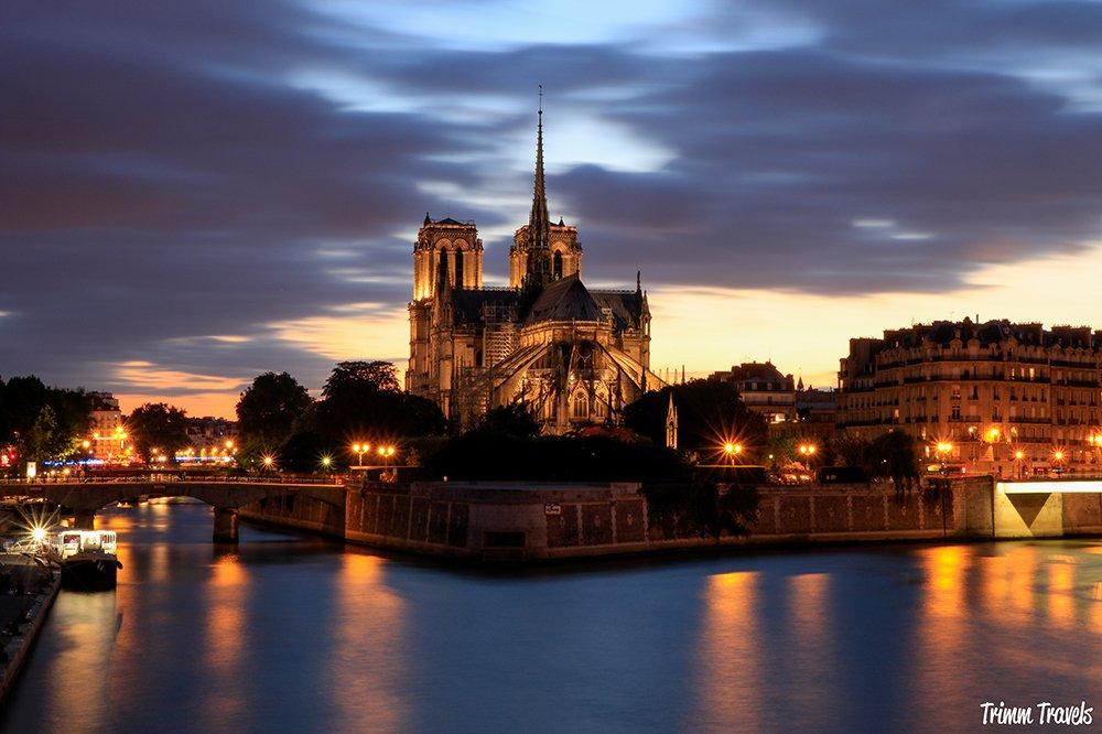 Notre Dame, Paris, France. Credit: Heather Trimm