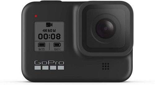 Best camera for travel photography: Go Pro Hero 8