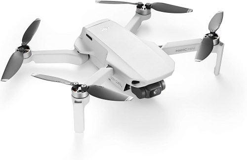 Best camera for travel photography: Mavic Mini drone