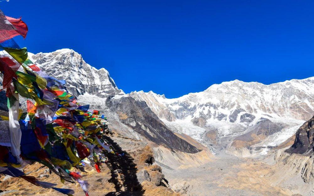 Annapurna Base Camp. Taken with the Nikon D3300