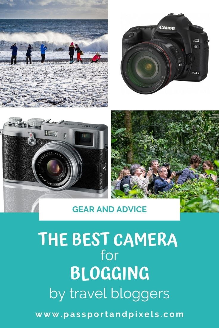 The best cameras for blogging and travel photography