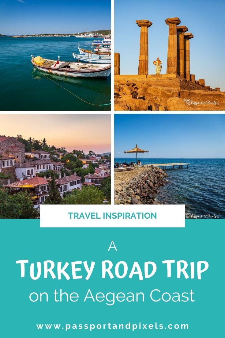 A Turkey Road Trip up the Aegean Coast