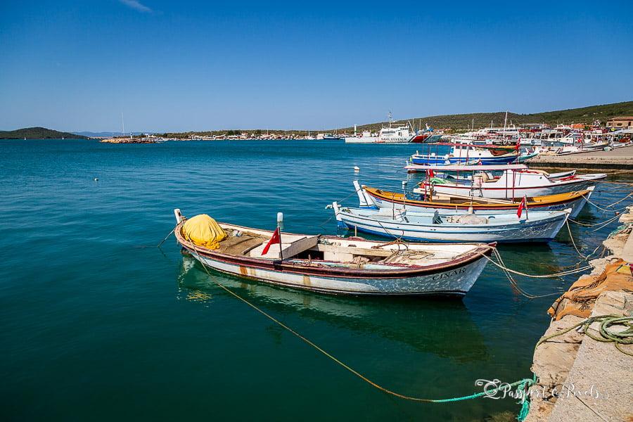 A Turkey Road Trip up the Aegean Coast: Cunda Island