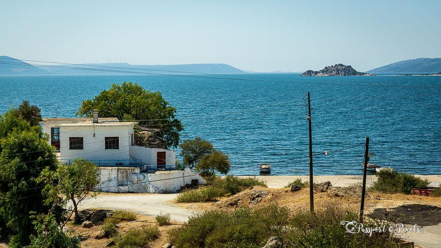 A Turkey Road Trip up the Aegean Coast: Lake Bafa