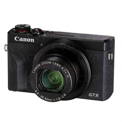 Best camera for blogging and travel photography: Canon Powershot G7X