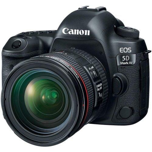 Best camera for blogging: Canon 5D Mark IV