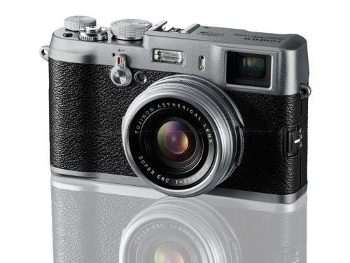Best camera for travel blogging: Fuji X100
