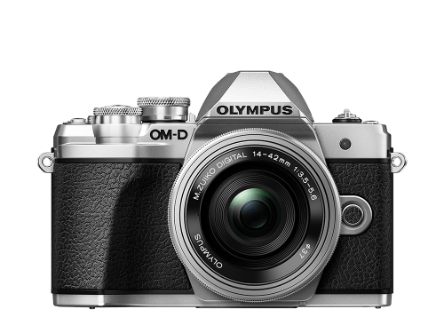 Best camera for blogging and travel photography: Olympus EM-10
